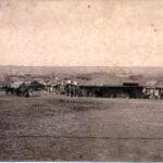 Загальний вигляд Єлисаветграда із сторони водонапірної башти. Фото початку ХХ століття.