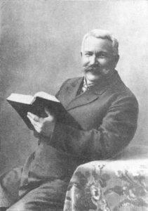 І. Карпенко-Карий. Фото 1903 р. Єлисаветград.