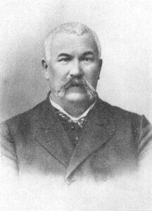 І. Карпенко-Карий. Фото 1904 р. Єлисаветград.