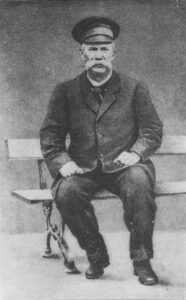 І. Карпенко-Карий. Фото 1907 р. Хутір Надія.