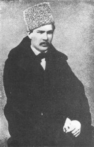 І. Карпенко-Карий. Фото 1871 р. Єлисаветград.
