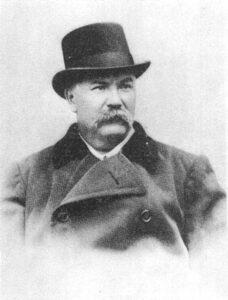 І. Карпенко-Карий. Фото 1890 р. Єлисаветград.