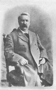І. Карпенко-Карий. Фото 1902 р. Харків.