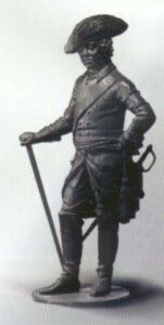 Павло І. XVIII ст. Росія. Бронза: лиття, карбування.