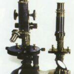 Фірма К. Цейса. Мікроскопи. XIX ст. Німеччина.