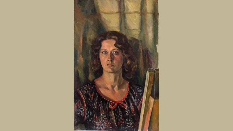 Зустріч з художником-живописцем Любов'ю Кір'яновою