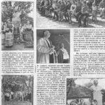 Газета Народне слово від 28.09.1999 р.