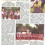 Газета Народне слово від 29.09.2009 р.