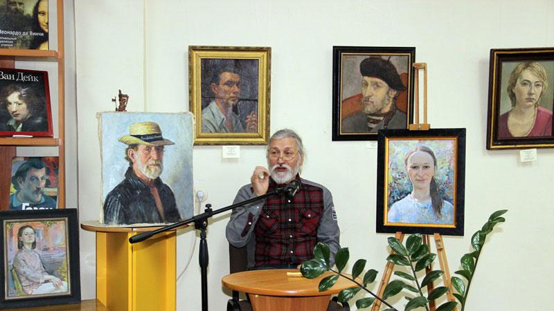 Валерій Давидов: «Треба відрізняти власне живопис і дизайн, який під нього маскується»