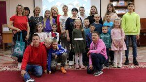 «Наші діти»: в бібліотеці Чижевського стартував новий благодійний проєкт