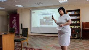 Бібліотека подорожей Кіровоградщиною