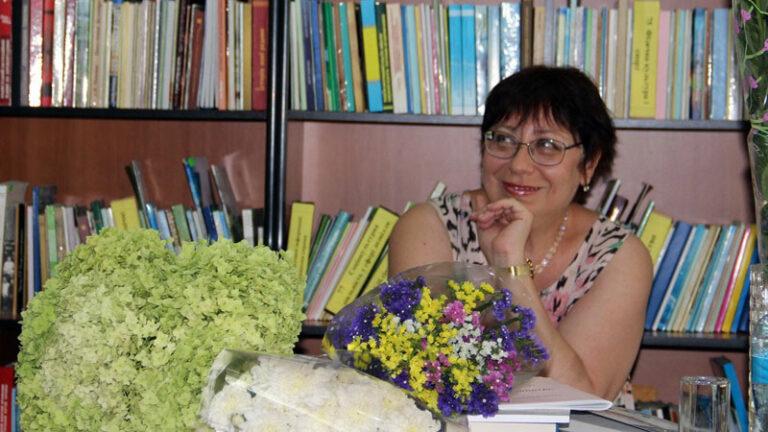 З днем народження, пані Ольго!