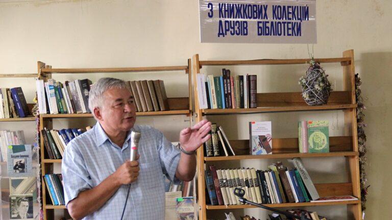 In memoriam Володимира Панченка